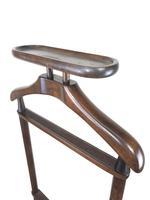 Vintage Mahogany Gentleman's Valet Stand (2 of 10)