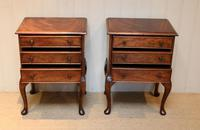 Pair of Mahogany Bedside Cabinets (6 of 10)