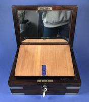 Georgian Brassbound Rosewood Medicine Box (14 of 25)