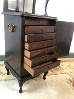 Antique French 7 Drawer Collectors Cabinet Jewellery Armoire Bijouterie (2 of 12)