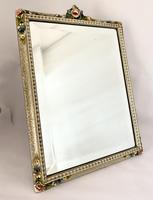Barbola Table Mirror c.1930