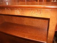 Carved Open Bookcase (2 of 2)