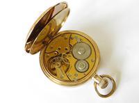 Antique 1920s Doxa Pocket Watch (3 of 5)