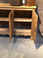 French Bleached Oak Dresser Base (11 of 12)