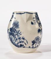 18th Century Liverpool Blue & White Printed Jug (2 of 5)