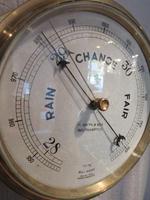 Antique Southampton Bulkhead Marine Barometer (3 of 7)