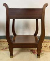 Vintage French Mahogany Bedside Tables (13 of 14)