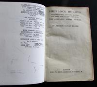 1931 Sherlock Holmes,  The Complete Short Stories by Arthur Conan Doyle (2 of 5)