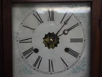 Antique American Ogee Wall Clock – Weight Driven Wall / Mantel Clock (4 of 12)