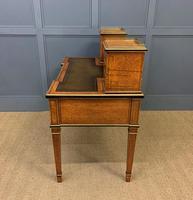 19th Century Amboyna Writing Desk (18 of 19)