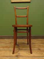 Unusual Antique Bentwood Chair / Office Chair/ Kitchen Chair (9 of 10)