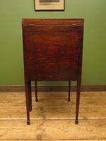 Antique 19th Century Gentleman's Washstand Cabinet, Bedside Cabinet (11 of 17)