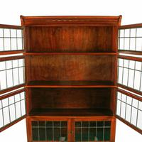 """Minty"" Mahogany Stacking Bookcase (4 of 8)"