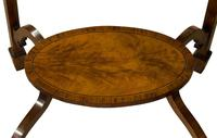 Pretty Oval Edwardian Table (4 of 8)