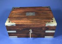 Georgian Brassbound Rosewood Medicine Box (11 of 25)