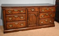 Mid 18th Century George III Large Oak Dresser Base (6 of 11)