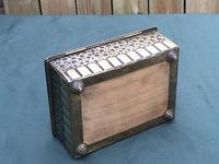 Art Nouveau Brass Trinket / Jewellery Box (5 of 5)