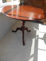 18th Century Round Tilt Table (2 of 5)