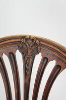 Pair of Antique Georgian Mahogany Side Chairs (8 of 13)