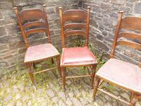 William Birch Arts & Crafts Chairs (6 of 7)
