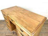 Victorian Antique Pine Sideboard with Drawers (8 of 11)
