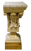 Pair of William Kent Style Marble Topped Small Pier Tables (4 of 7)