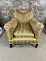 Late Victorian Armchair for Re-upholstery (4 of 6)