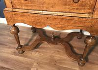 William & Mary Style Burr Elm Bureau on Stand c.1900 (11 of 19)
