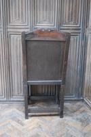 Antique Wainscot Chair (6 of 9)