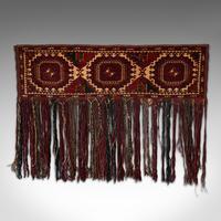 Antique Tekke Torba, Caucasian, Woven, Tent Bag, Decorative Wall Covering, 1900 (2 of 10)
