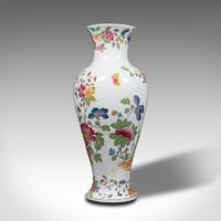 Antique Baluster Posy Vase, English, Ceramic, Decorative, Flower Urn c.1920 (4 of 12)