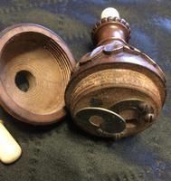 Walnut Bell Push (2 of 5)