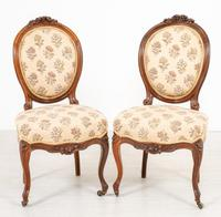 Victorian Rosewood Parlour Suite (19 of 23)