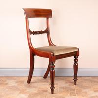 Set of Eight 19th Century Mahogany Dining Chairs (5 of 26)