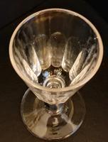 George III Wine Glass c.1800 (4 of 5)
