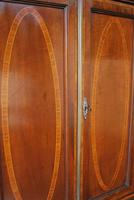 Antique mahogany hanging cabinet (2 of 7)