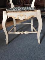 6 Painted French Chairs (5 of 6)