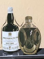 Original Haig Whisky Advertising Pub Mirror (7 of 8)