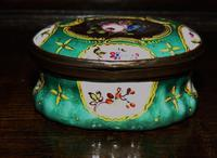Georgian Bilston Enamel Patch Box (2 of 6)