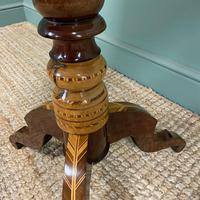 Stunning Victorian Walnut Antique Sorrento Table (2 of 8)