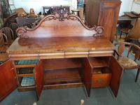 Victorian 4 Drawer Sideboard (3 of 5)