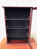 Mahogany Glazed Shop Display Cabinet (4 of 5)
