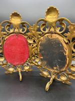 Pair of Large Victorian Gilt Picture Frames (8 of 8)