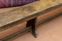 Oak Form Bench (2 of 2)