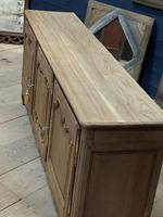 French Bleached Oak Enfilade or Sideboard (7 of 11)
