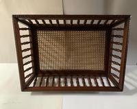 19th Century French Mahogany Dog Bed (3 of 4)