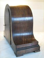 Fabulous Late 1920's English Arched Striking Mantle Clock by Empire. (3 of 5)
