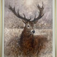 """Gary Benfield Limited Edition Print Titled """"Noble"""" & Certificate of Authenticity (8 of 9)"""