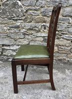 Set of 6 Georgian Mahogany Dining Chairs (16 of 21)