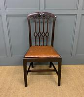 Set of 8 Mahogany Chippendale Style Dining Chairs (3 of 13)